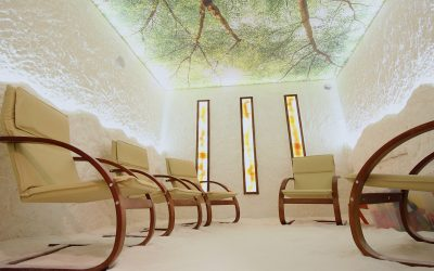 GIFT YOURSELF SPECIAL MOMENTS IN OUR RENOVATED RELAX CENTRE