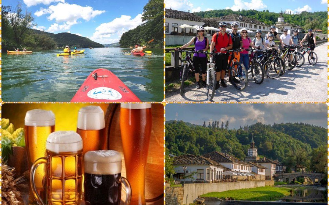 Приключения и незабравими изживявания в Трявна и региона това лято!