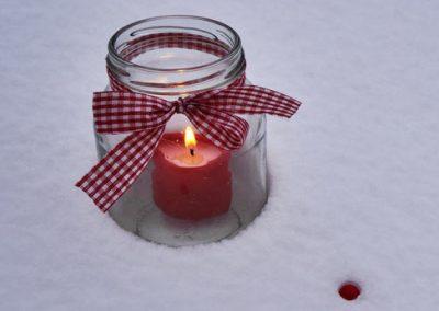 Зимна романтика за двама